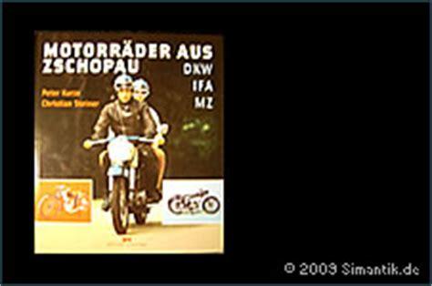 Mz Motorräder Seit 1950 by Mz B 252 Cher Und Literatur