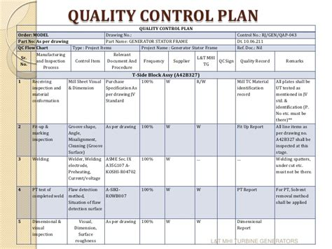 template manufacturing process plan template issue documents for