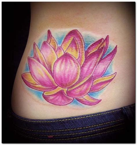 lotus tattoo places 35 flower tattoos and what they mean