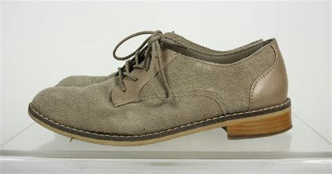 dolce vita oxford shoes dolce vita brown suede lace up oxford shoes size 8 5