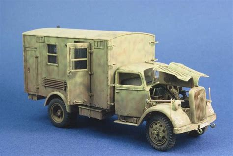 Opel Blitz Truck by Opel Blitz Radio Truck Gallery