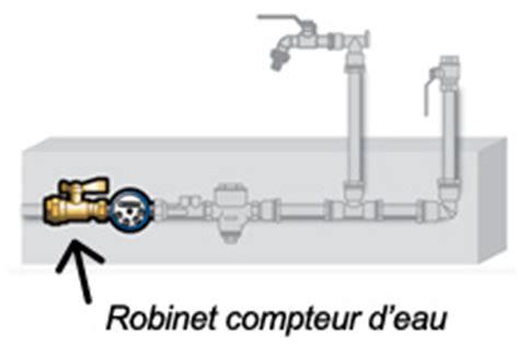 Robinet Compteur D Eau by Robinet Pour Compteur D Eau Anjou Connectique