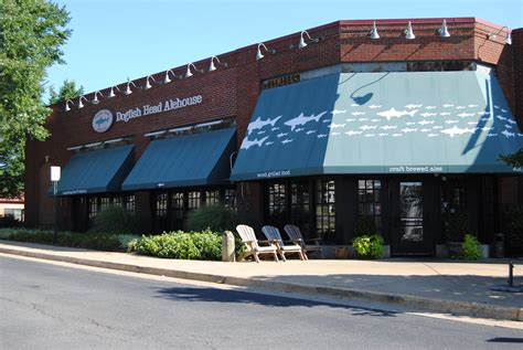 dogfish ale house restaurant spotlight dogfish head alehouse falls church