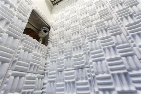 the quietest room this is the quietest room in the world