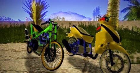 download game gta sa mod drag bike indonesia 2 motor drag handling gtaind mod gta indonesia