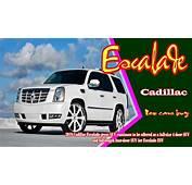2019 Cadillac Escalade  Ext