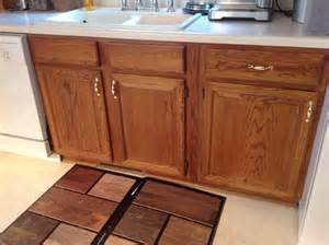 help i need to replace floor but need to match with cabinets