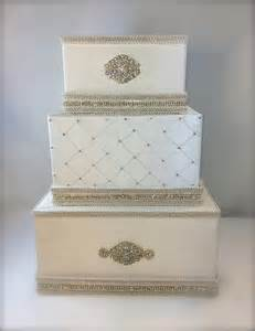 how to make a wedding reception gift card box wedding money box ivory and gold classic wedding card