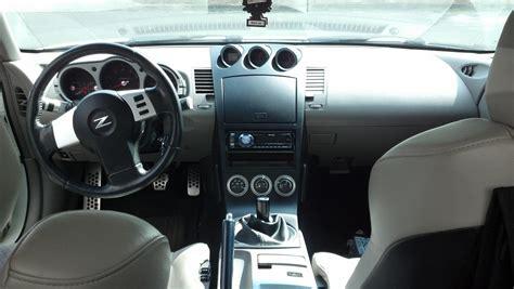 2005 Nissan 350z Interior by 2005 Nissan 350z Interior Pictures Cargurus