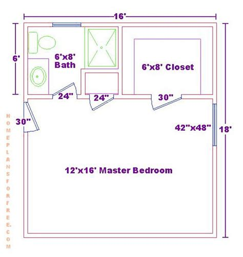 Adding Walk In Closet To Bedroom by 17 Best Images About Floor Plans On Master