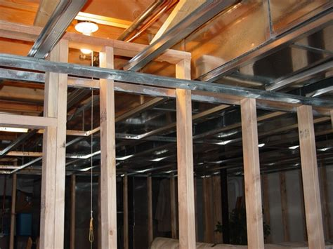 low profile ductwork basement low profile ductwork basement home repair how to flatten basement air ducts to gain