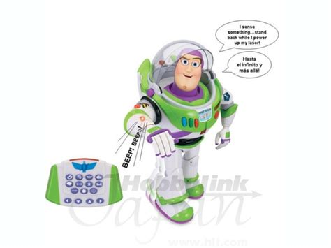 Mainan Anak Robot Buzz Light Year Toys Story 4 Termurah ultimate buzz lightyear programmable robot by takara tomy hobbylink japan