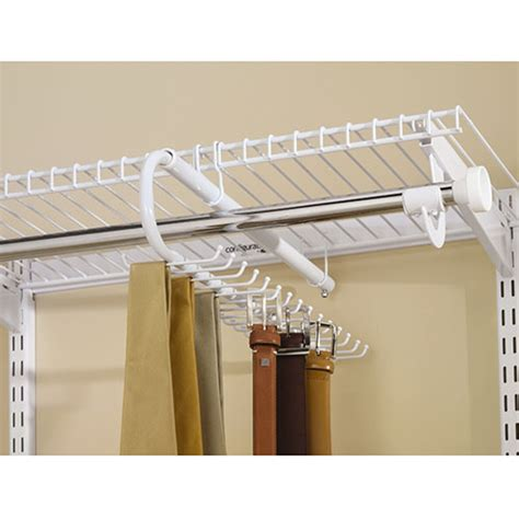 Rubbermaid Tie And Belt Rack by Rubbermaid Configurations 30 Hook Tie And Belt Organizer