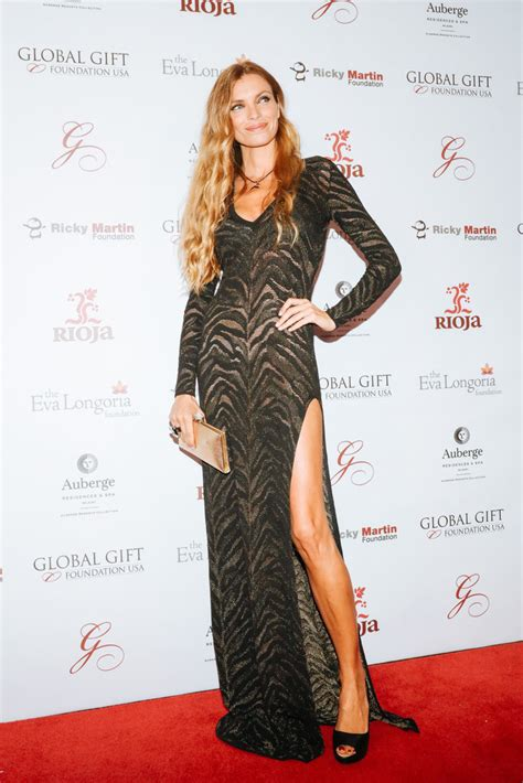esther canadas in global gift foundation dinner arrivals