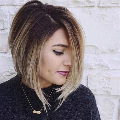 bob haircuts and highlights 31 short bob hairstyles to inspire your next look a line