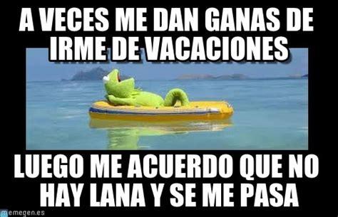 imagenes rana rene vacaciones los mejores memes de la rana rene y sus amigos a veces me