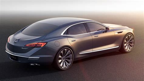 gmc sedan concept buick avenir buick looks to the future metro weekly