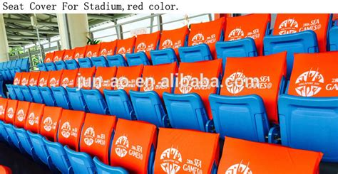 stadium seat covers cheap seat cover for match advertisement promotion buy