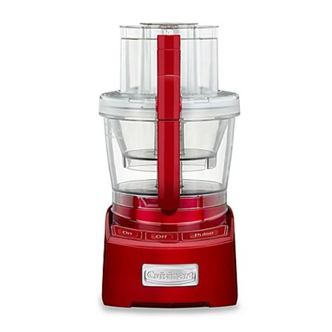 bed bath and beyond cuisinart buy cuisinart 174 elite collection 12 cup food processor in