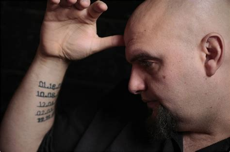 john fetterman tattoos rock bottom for decades but showing signs of the