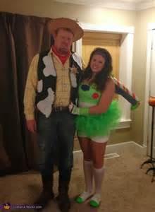 woody  buzz diy couples halloween costume