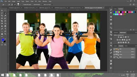 tutorialspoint photoshop photoshop alpha channels youtube