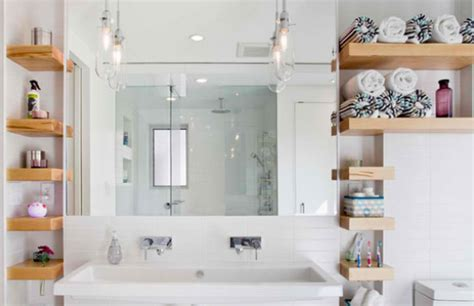 floating shelves in bathroom floating shelves ideas for the bathroom floating shelf
