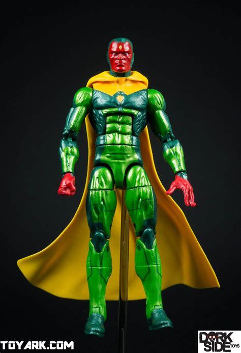 marvel legends vision hulkbuster baf wave photo shoot the toyark news