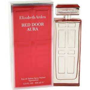 door aura perfume for by elizabeth arden