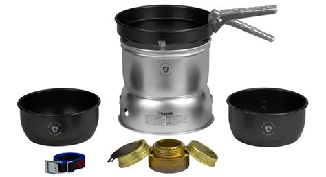 Kompor Trangia trangia 27 5 ul cookset canadian outdoor equipment co