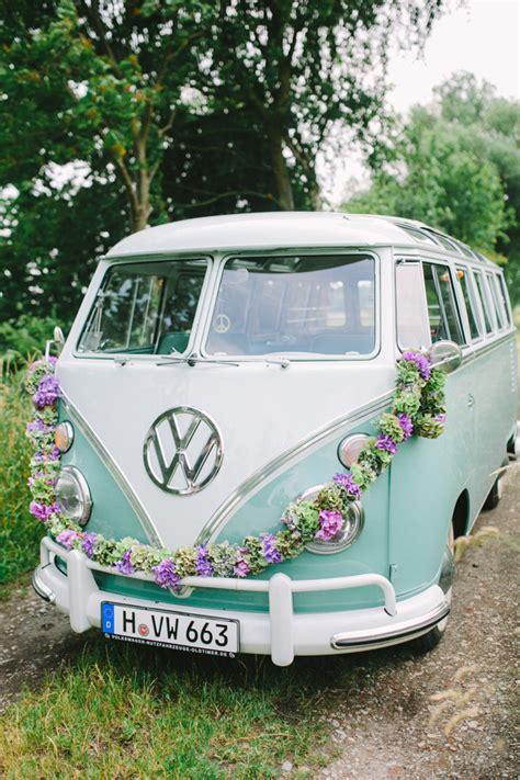 Hochzeits Auto by Hochzeit Am See Mit Vw Bulli Christin Lange