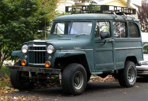 56 Jeep Willys 1956 Willys Jeep Jeep Willys