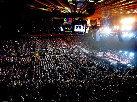 Square Garden Schedule 2015 by El Vaticano Pide Un Evento Austero En El Square