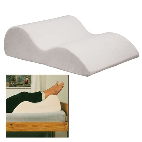 bed support legs new leg support cushion bed legs rest foam pillow raiser