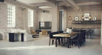 Industrial lofts gawe omah
