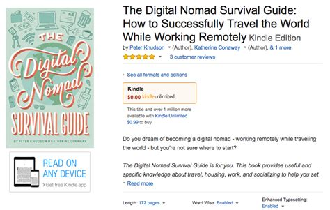 the digital nomad s guide to the world 2018 14 destinations in depth profiles books the digital nomad survival guide a remote collaboration