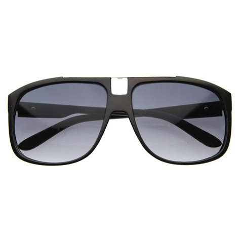 mens eyewear modern fashion square aviator style