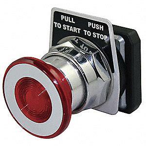 Push Button Type Tbf 251 dayton non illuminated push button plastic 30g467