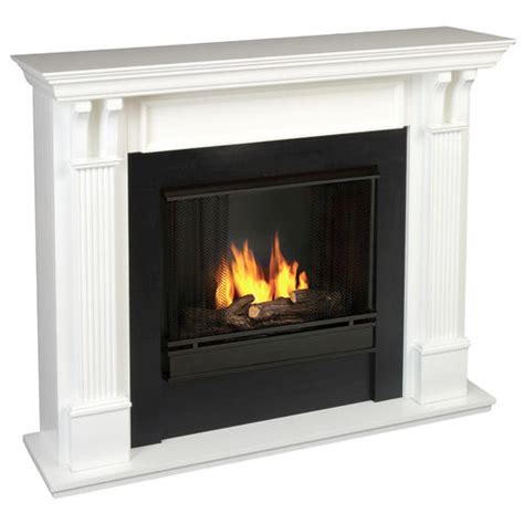Ventless Gas Fireplace Home Depot by Real Ventless Gel Fireplace At Menards 174