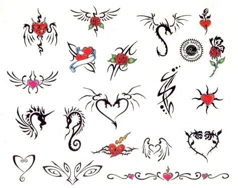 tribal love tattoo designs ideas and designs page 4