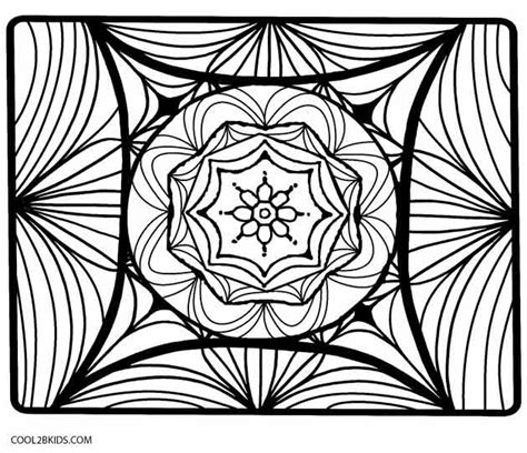 printable coloring pages kaleidoscope printable kaleidoscope coloring pages for kids cool2bkids