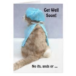get well soon card zazzle