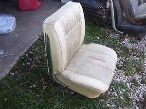 Corvair Seat Upholstery by Buckets Seats 65 For Sale