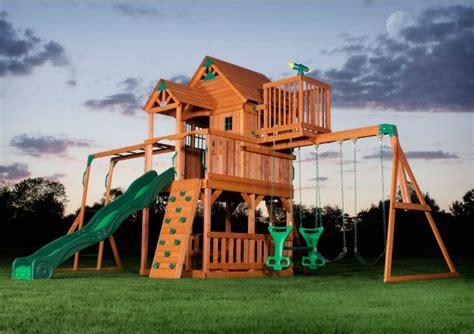 best swing sets for kids the best swing sets for older kids