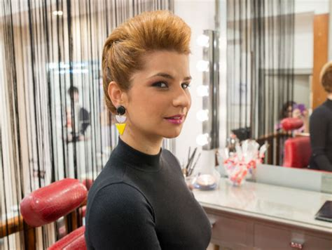 peinados pelo corto 2014 peinados flamenca pelo corto 2014 hermosos peinados