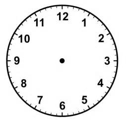 clock analog clock without hands cliparts co