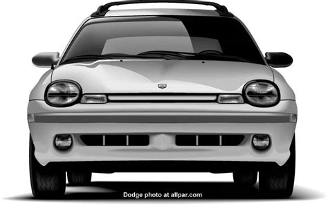 chrysler plymouth  dodge neon technical review