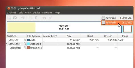 format hard disk gparted how to format hard drives on windows mac and linux