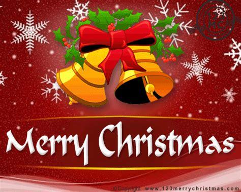 merry christmas greeting card  ecard