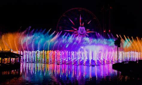 colors of the world thea awards announced for world of color and disney